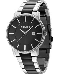 Police - Gents London Bracelet Watch - Lyst