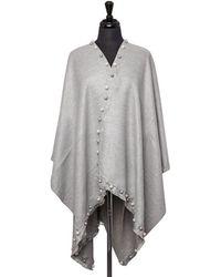Moda In Pelle - Felishponcho Accessories - Lyst