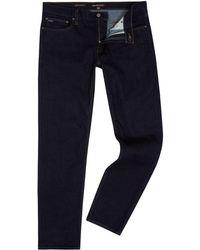 Michael Kors - Men's Regular Fit Rinse Jeans - Lyst