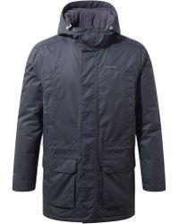 Craghoppers - Men's Pelle Insulating Waterproof Jacket - Lyst