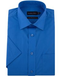 Double Two - Short-sleeved Shirt - Lyst