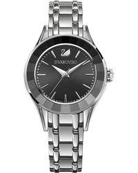 Swarovski | Women's Swiss Alegria Stainless Steel Bracelet Watch 33mm 5188844 | Lyst