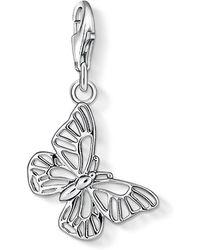 Thomas Sabo - Charm Club Butterfly Pendant - Lyst