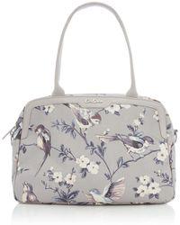 Cath Kidston - British Birds Shoulder Bag - Lyst