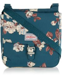 Cath Kidston - Crescent Rose Crossbody Bag - Lyst