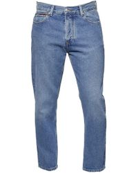 Tommy Hilfiger - Men's Relaxed Cropped Randy Jeans - Lyst