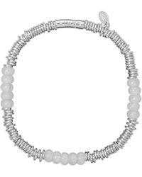 Links of London | Sweetie Xs Milky Quartz Bracelet | Lyst