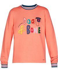 Ted Baker - Tamika Cbn Dog And Bone Sweatshirt - Lyst
