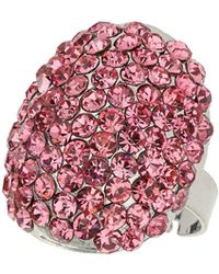 Mikey - Oval Ring - Lyst