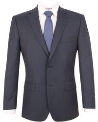 Pierre Cardin - Alternative Stripe Regular Suit Jacket - Lyst