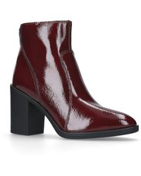 KG by Kurt Geiger - Sly Ankle Boots - Lyst