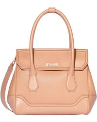 Modalu - Hemingway Leather Medium Grab Bag - Lyst