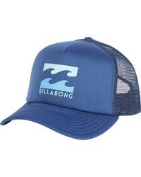 Billabong - Podium Trucker Cap - Lyst