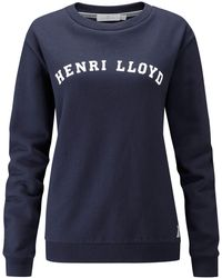 Henri Lloyd - Saphire Crew Neck Sweat - Lyst