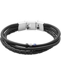 Fossil - Jf02634998 Mens Bracelet - Lyst