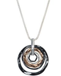 Nine West - Pendant Neckalce - Lyst