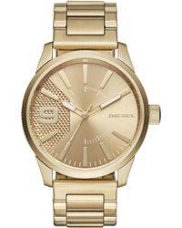 DIESEL - Dz1761 Mens Bracelet Watch - Lyst