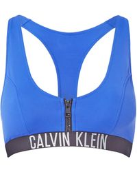 965998342a Calvin Klein Intense Power Limited Edition Plunge Push Up Bra in ...