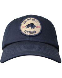 Raging Bull - Baseball Cap - Lyst