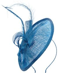 Suzanne Bettley   Small Disk With Feather And Loop Detail   Lyst