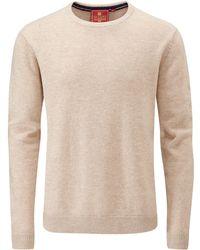 Skopes - Men's Harris Knitwear - Lyst