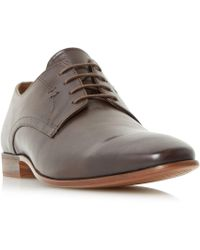 Howick - Paxxon Lace Up Formal Gibson Shoes - Lyst