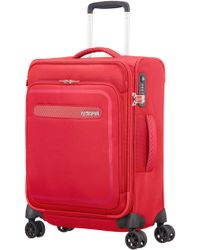American Tourister   Airbeat 55cm Cabin Red   Lyst
