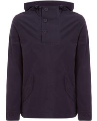 Criminal - Men's Mossely Button Up Jacket - Lyst