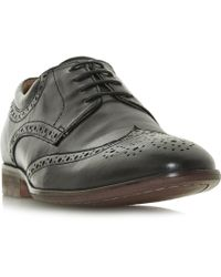 Howick - Profit Padded Ankle Brogues - Lyst