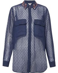Great Plains | Highland Embroidered Shirt | Lyst