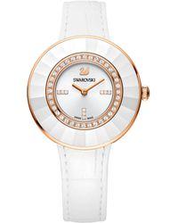 Swarovski - Octea Watch - Lyst