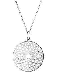 Links of London - Timeless Sterling Silver Large Necklace - Lyst