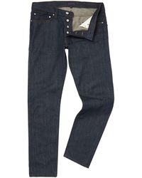 Perry Ellis - Straight Fit Jeans - Lyst
