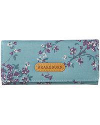 Brakeburn - Blossom Fold Over Purse - Lyst