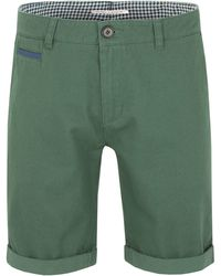 Racing Green - Justice Chino Short - Lyst
