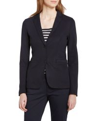 Marc O'polo - Jersey Blazer Trench Coat Style - Lyst