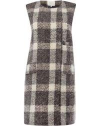 Part Two - Effortless Stylish Alpaca Blend Waistcoat - Lyst