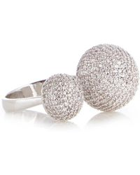 Coast | Helena Sparkle Ball Ring | Lyst