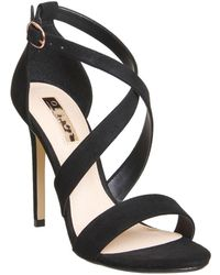 Office - Harper Strappy Single Sole Courts - Lyst
