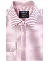 Howick - Kirby Bengal Stripe Shirt - Lyst