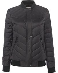 Bernardo - Primaloft Packable Down Bomber - Lyst