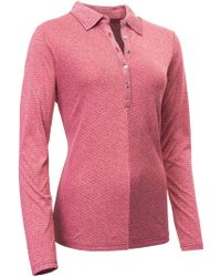 Abacus - Bianca Long Sleeve Polo - Lyst