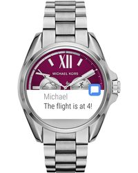 Michael Kors - Access Mkt5012 Ladies Bracelet Smart Watch - Lyst