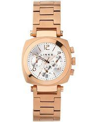 Links of London - Brompton Chronograph Watch - Lyst