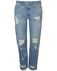 GUESS, Beverly Skinny Jeans, Acid Clouds, Size 25 Pink at