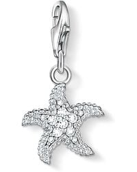 Thomas Sabo - Charm Club Starfish Charm - Lyst