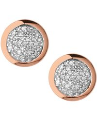 Links of London - Diamond Essentials Stud Earrings - Lyst
