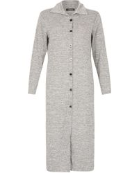 Feverfish - Knitted Cardigan Tunic - Lyst