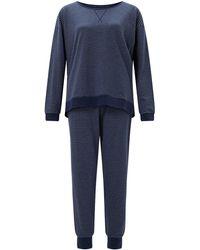 Jigsaw - Freya Jersey Pyjama - Lyst