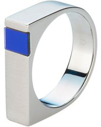 Storm | Jaxton Blue Ring | Lyst